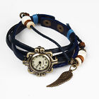 Women's Fashion Ladies Wrist Watch Bohemian Style Handmade Retro Jewelry Gift