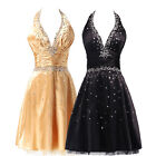 Vintage Evening Party Ball Gown Prom Bridesmaid Dress SIZE 6 8 10 12 14 16 18 20