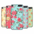 HEAD CASE DESIGNS NOSTALGIC ROSE PATTERN CASE FOR APPLE iPOD TOUCH 5G 5TH GEN