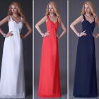 Women Homecoming Prom Long Evening Dress Cocktail Wedding Party Bridesmaid dress