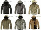 TAD Style Military Outdoor Sports Jacket Soft Hard Shell Windproof Coat Hoodie