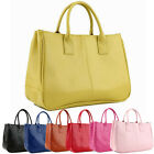 2014 Women Girl Korea Style Totes Handbags Shoulder Faux Leather Lady Bags Stock
