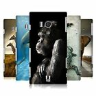 HEAD CASE WILDLIFE PROTECTIVE HARD BACK CASE COVER FOR SONY XPERIA ACRO S LT26W