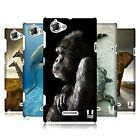 HEAD CASE DESIGNS WILDLIFE CASE FOR SONY XPERIA L C2105
