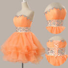 Short Mini Graduation dress Homecoming Bridesmaid Party gown Bridal Prom gown GK