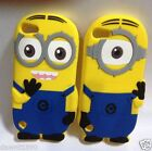 Minion Silicone Case Cover Skin to fit Apple iPod Touch 5 5g 5th Gen