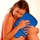 Hotties Microwavable Pain Relief Heat Pad With Quilted Cover