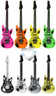 "42"" INFLATABLE GUITAR  FREE P&P ROCK POP PARTY DISCO FANCY DRESS HEN/STAG"
