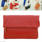 New Genuine Leather Women's Bag Clutch Shoulder Handbag [WB1284]