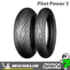 Michelin Pilot Power 3 Sport/Road Motorcycle/Bike Tyre - 2CT+ Technology