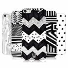 HEAD CASE DESIGNS BLACK AND WHITE DOODLE PATTERNS CASE FOR APPLE iPHONE 5 5S