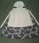 (PN1) GIRLS FANCY DRESS COSTUME Victorian Edwardian Tudor Medieval Maid Outfit