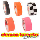 Demon Tweeks Heavy Duty Racers Tape - Excellent Adhesion-Motorsport/Rally/Racing