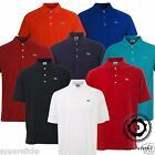 Lacoste Men's Casual Sport-Fit Plain Buttoned Polo Shirt 8 Colours All Sizes L4