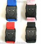 LUGGAGE STRAP SUITCASE BAGGAGE COMBINATION LOCK STRAPS STRONG ADJUSTABLE