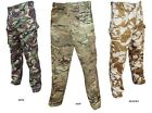 British Army - DPM, MTP & DESERT Camouflage TROUSERS - 3 PIECE - Grade 1