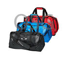 OAKLEY SUNGLASSES Small Tech Sport Duffel School Gym Tote Duffle Bag BLACK 55L