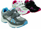 BRAND NEW LADIES/GIRLS SPORTS RUNNING GYM JOGGING CASUAL TRAINERS UK SIZES 3-9
