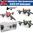 Hubsan X4 H107C LED Quad Copter w/ Video Camera 2.4GHz Radio Upgrade from H107L