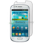 1 3 6 10 Lot LCD Ultra Clear HD Screen Protector for Samsung Galaxy S3 Mini HOT!