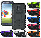 NEW GRENADE GRIP RUGGED TPU SKIN HARD CASE COVER STAND FOR SAMSUNG GALAXY S5 S-5