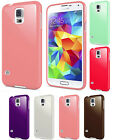 NEW GEM SHIELD GLITTER TPU FLEXIBLE SKIN CASE COVER FOR SAMSUNG GALAXY S5 S 5