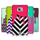 HEAD CASE DESIGNS PATTERN MELTDOWN CASE COVER FOR SAMSUNG GALAXY S2 II I9100