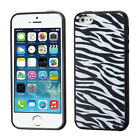 For Apple iPhone 5 5S SE TPU CANDY Gel Flexi Case Protector Phone Cover