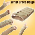 Breathable Medical Wrist Brace Support Splint For Carpal Tunnel Arthritis Sprain