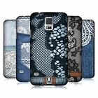 HEAD CASE DESIGNS JEANS AND LACES CASE COVER FOR SAMSUNG GALAXY S5