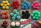 Fashion Flower Beads Coral Spacer beads Red Blue White Many Color/Size