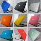 "11color Rubberized Frosted Hard Case Cover fr Macbook Pro 13"" 15""inch 2009-2013."