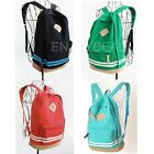 Fashion Unisex Versatile Canvas School bag Rucksack Backpack Leisure Bag Brand