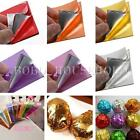 """100Pcs 3"""" X 3""""  Square Foil Wrappers For Candy Chocolate Sweets Confectionary"""
