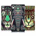 HEAD CASE DESIGNS AZTEC ANIMAL FACES SERIES 2 CASE FOR SONY XPERIA Z2 D6503