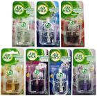 3x Airwick Plug in Refills Fragrances Various Scent to Choose