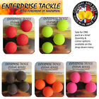 ENTERPRISE TACKLE ETERNAL POP UP BOILIES ALL SIZES COLOURS IMITATION CARP BAIT