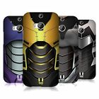 HEAD CASE DESIGNS ARMOUR COLLECTION 2 CASE COVER FOR HTC ONE M8