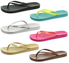 Ipanema Brasil Tropical Womens Beach Flip Flops All Sizes And Colours