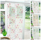 Printed Magnetic Insect Door Curtains Screen, Insect Gaurd Easy Fit, 90 x 210 cm