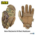 Genuine Mechanix Tactical M-PACT Gloves in Multicam MTP all sizes MPACT