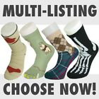 New Silly Socks Zombie Mummy Skeleton & Grandpa Funny Sock Official Licensed