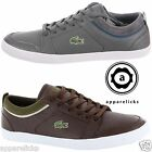 Lacoste Men's Ojetti Lace Up Pumps Sneakers Sports Shoes Flat Trainers All Sizes