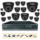 Bargain 1-16 CCTV Camera System Outdoor Dome H.264 DVR HDMI Full Security Kit