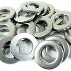 M3 M4 M5 M6 M8 M10 M12 A4 MARINE GRADE STAINLESS STEEL FLAT WASHERS FORM A THICK