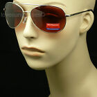 POLARIZED HD HIGH DEFINITION SUNGLASSES VISION BLUE RAY BLOCKER LENS AVIATOR NEW