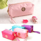 Best Gift Pretty Folding Cosmetic Tool Case Organizer Bag Pouch Waterproof