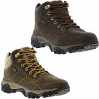 Merrell Moab Rover Mid Waterproof Mens Lace Up Leather Walking Shoes UK 7 - 14
