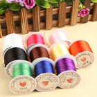 0.7mm Elastic Stretch String Thread Cord Wire Bracelet Jewelry Beads Making 60M