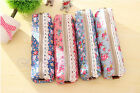 Unique Floral Flower Lace Pencil Pen Case Cosmetic Makeup Bag Zipper Pouch New